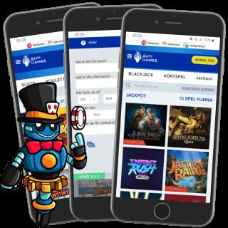 AHTI Games mobilcasino