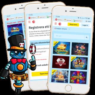 Bingo.com mobilcasino
