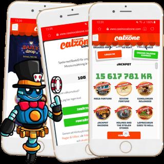 Casino Calzone mobilcasino