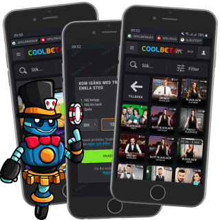 Coolbet mobilcasino
