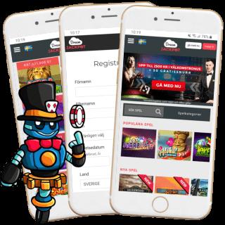 Dream Jackpot mobilcasino