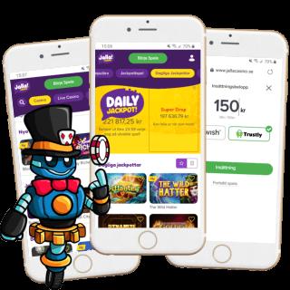 Jalla Casino mobilcasino