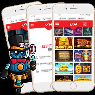 Vegas Hero mobilcasino