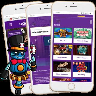 Yako Casino mobilcasino
